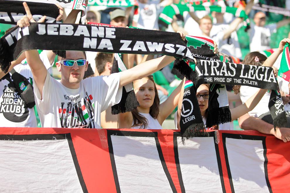 Legia Warszawa 1-0 Lechia Gdańsk - fot. Piotr Galas/Wiadomosci24.pl (zdjęcie 63 z 68)