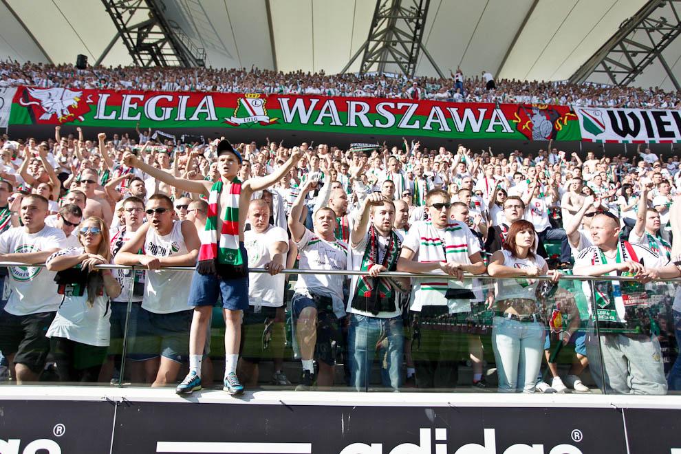 Legia Warszawa 1-0 Lechia Gdańsk - fot. Piotr Galas/Wiadomosci24.pl (zdjęcie 67 z 68)