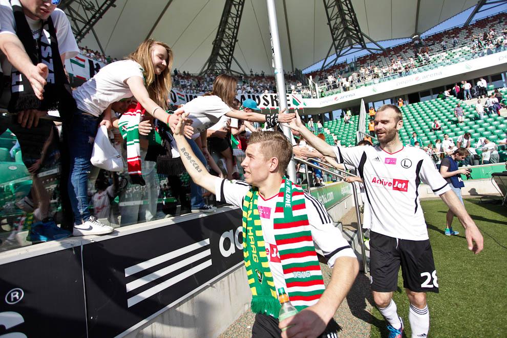 Legia Warszawa 1-0 Lechia Gdańsk - fot. Piotr Galas/Wiadomosci24.pl (zdjęcie 68 z 68)