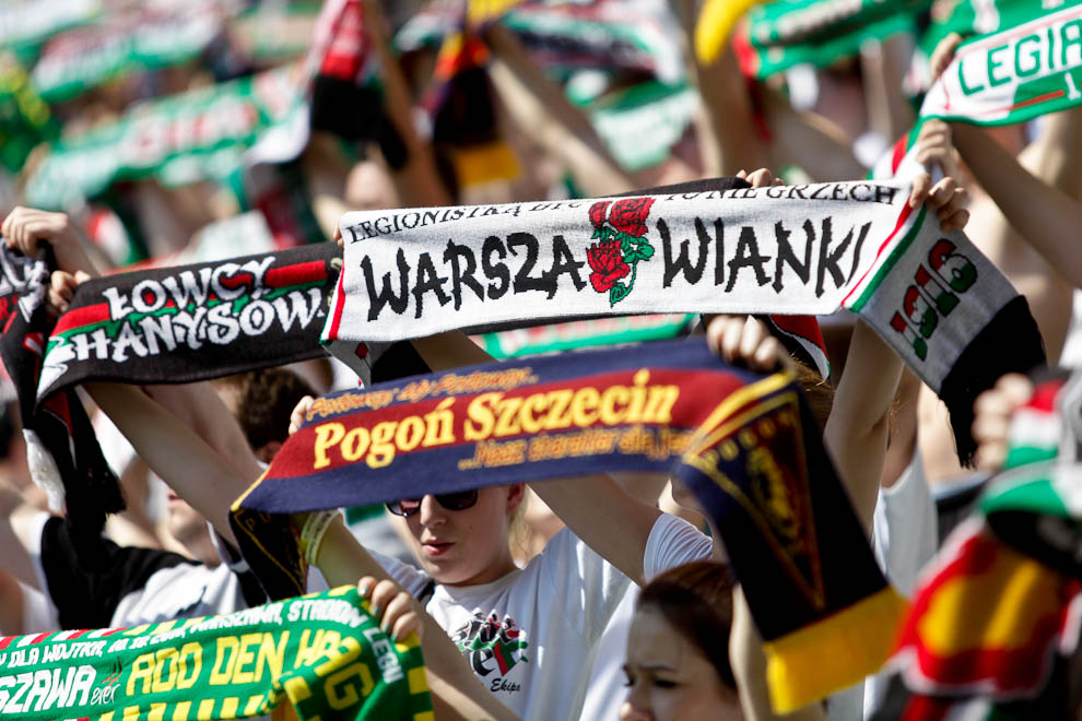 Legia Warszawa 1-0 Lechia Gdańsk - fot. Piotr Galas/Wiadomosci24.pl (zdjęcie 7 z 68)