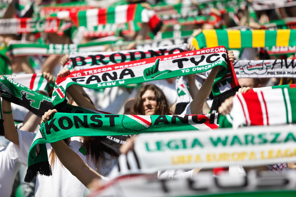 Legia Warszawa 1-0 Lechia Gdańsk - fot. Piotr Galas/Wiadomosci24.pl (zdjęcie 8 z 68)