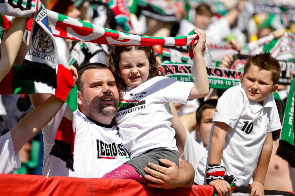 Legia Warszawa 1-0 Lechia Gdańsk - fot. Piotr Galas/Wiadomosci24.pl (zdjęcie 9 z 68)