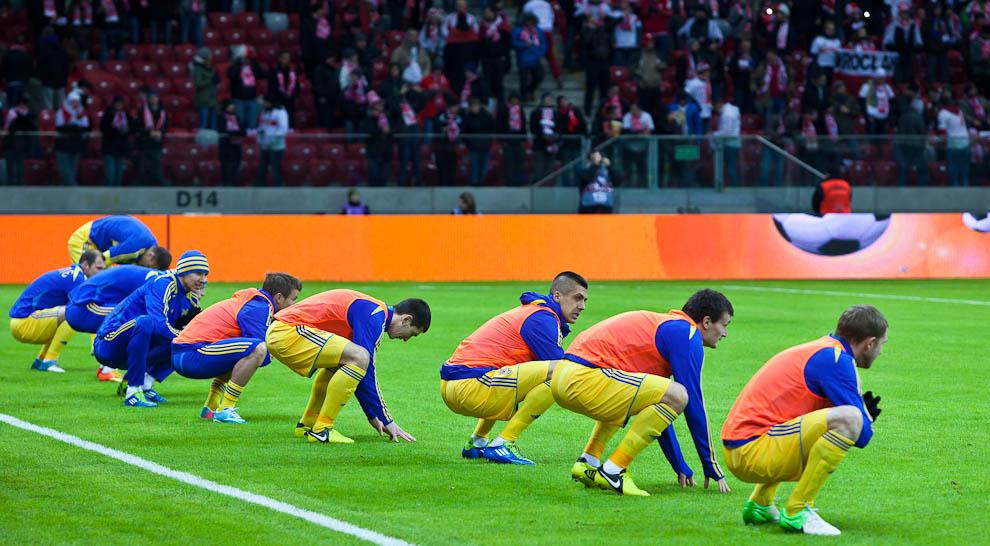 Polska 1-3 Ukraina - fot. Piotr Galas (zdjęcie 11 z 70)