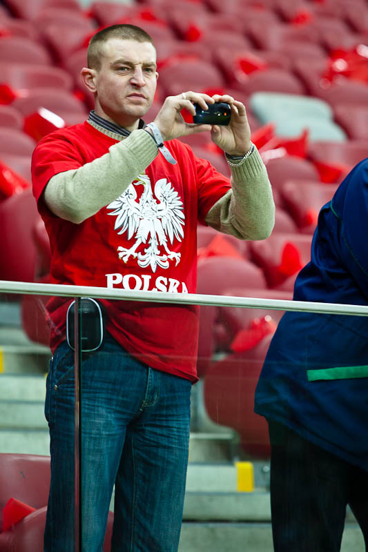 Polska 1-3 Ukraina - fot. Piotr Galas (zdjęcie 14 z 70)