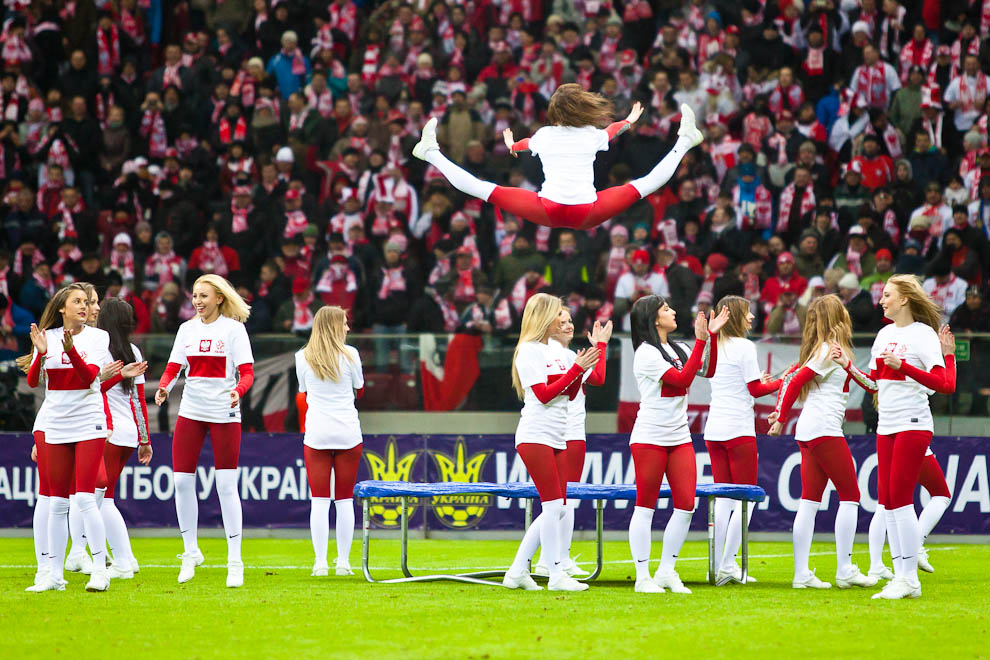 Polska 1-3 Ukraina - fot. Piotr Galas (zdjęcie 17 z 70)