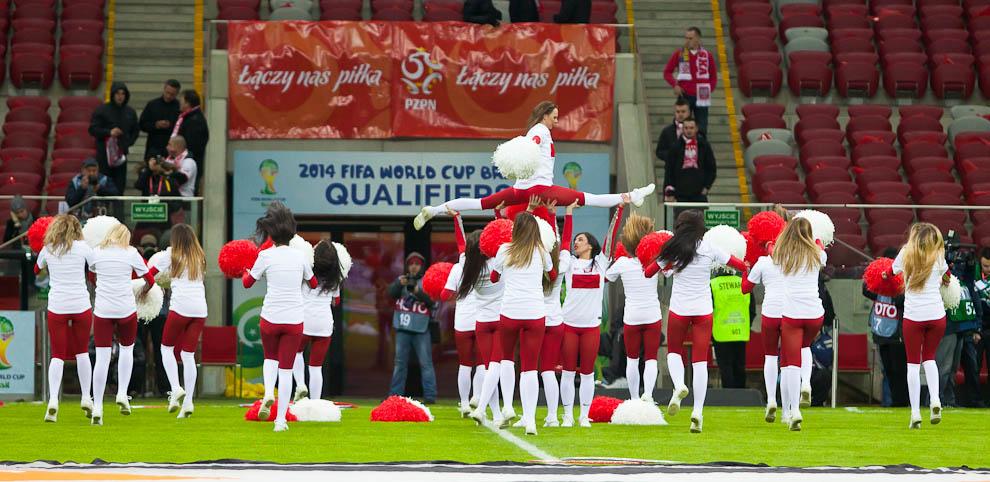 Polska 1-3 Ukraina - fot. Piotr Galas (zdjęcie 2 z 70)