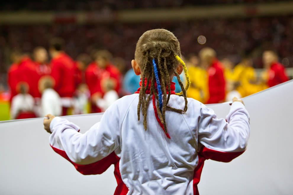 Polska 1-3 Ukraina - fot. Piotr Galas (zdjęcie 21 z 70)