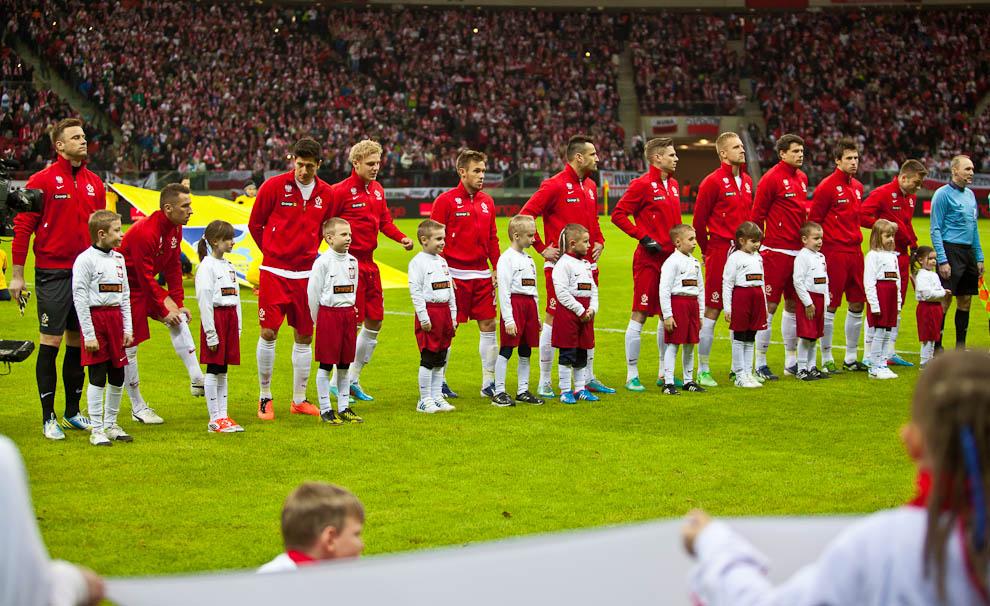 Polska 1-3 Ukraina - fot. Piotr Galas (zdjęcie 22 z 70)