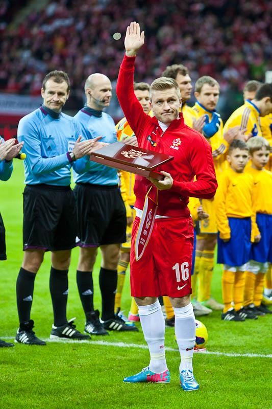 Polska 1-3 Ukraina - fot. Piotr Galas (zdjęcie 23 z 70)