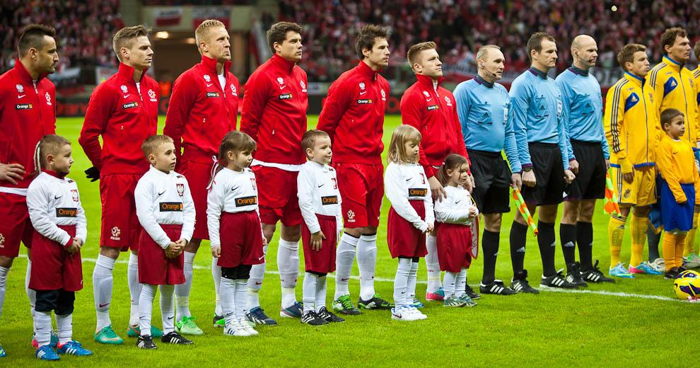 Polska 1-3 Ukraina - fot. Piotr Galas (zdjęcie 25 z 70)
