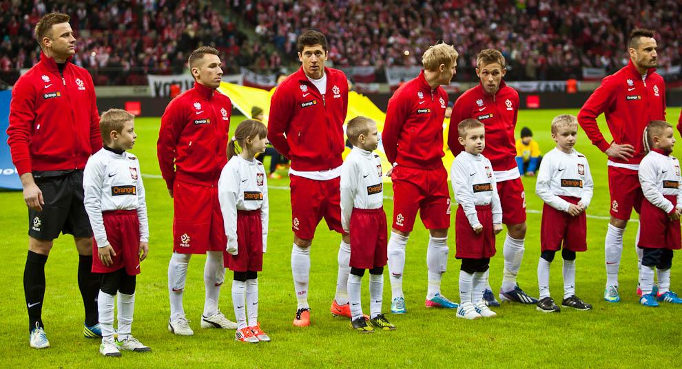 Polska 1-3 Ukraina - fot. Piotr Galas (zdjęcie 26 z 70)
