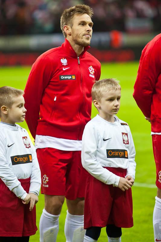 Polska 1-3 Ukraina - fot. Piotr Galas (zdjęcie 29 z 70)