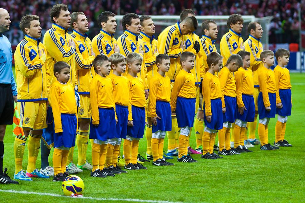 Polska 1-3 Ukraina - fot. Piotr Galas (zdjęcie 31 z 70)