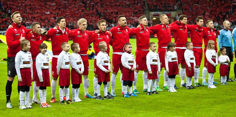 Polska 1-3 Ukraina - fot. Piotr Galas (zdjęcie 35 z 70)