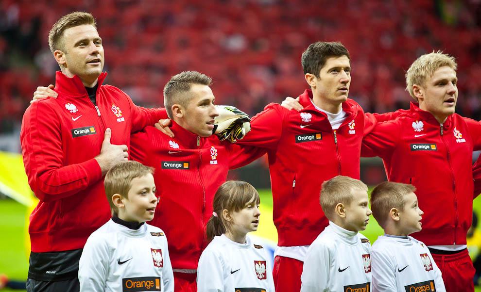 Polska 1-3 Ukraina - fot. Piotr Galas (zdjęcie 36 z 70)