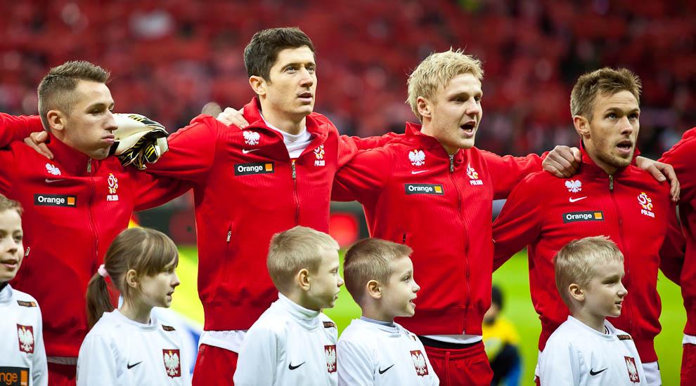 Polska 1-3 Ukraina - fot. Piotr Galas (zdjęcie 37 z 70)