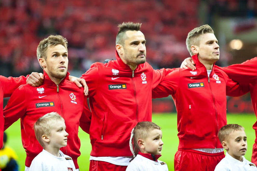 Polska 1-3 Ukraina - fot. Piotr Galas (zdjęcie 38 z 70)