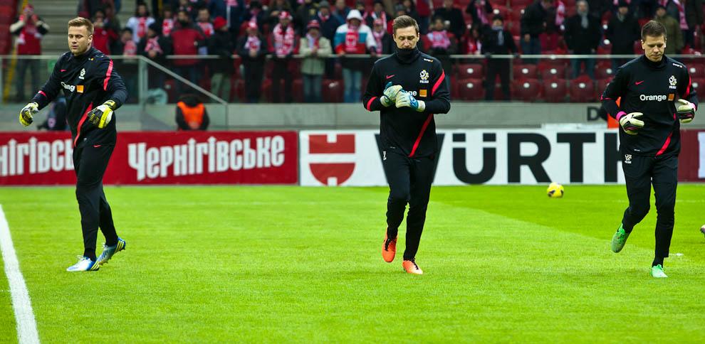 Polska 1-3 Ukraina - fot. Piotr Galas (zdjęcie 4 z 70)