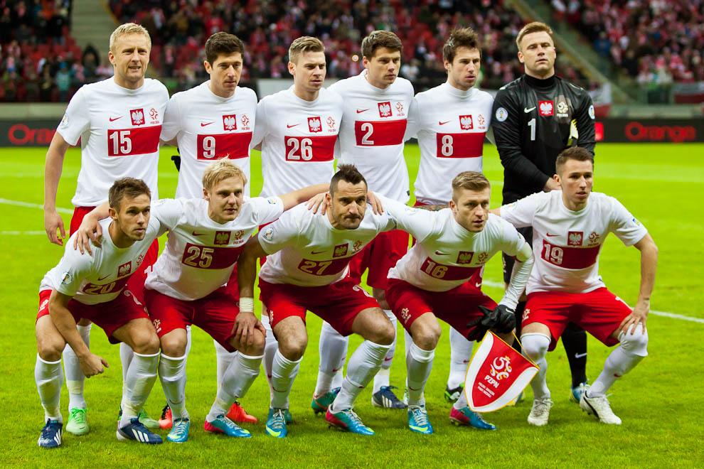 Polska 1-3 Ukraina - fot. Piotr Galas (zdjęcie 47 z 70)