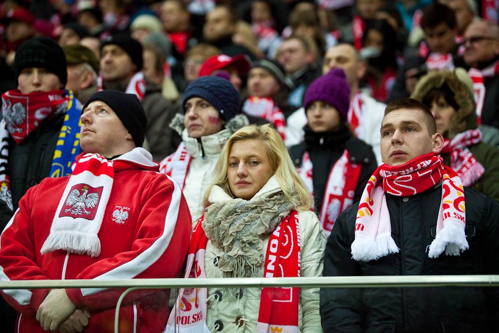 Polska 1-3 Ukraina - fot. Piotr Galas (zdjęcie 51 z 70)