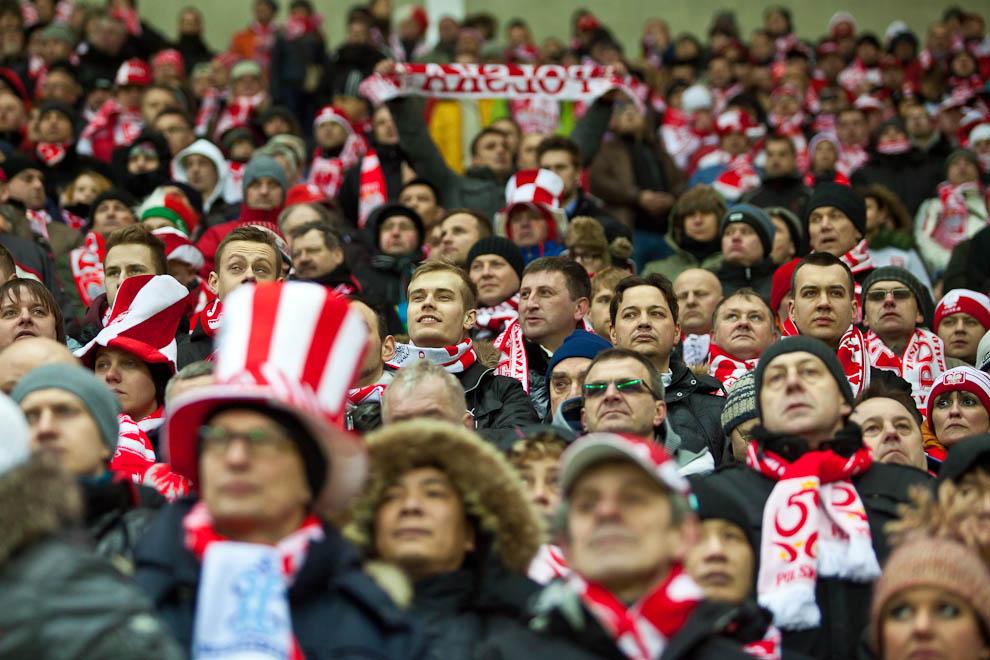 Polska 1-3 Ukraina - fot. Piotr Galas (zdjęcie 52 z 70)