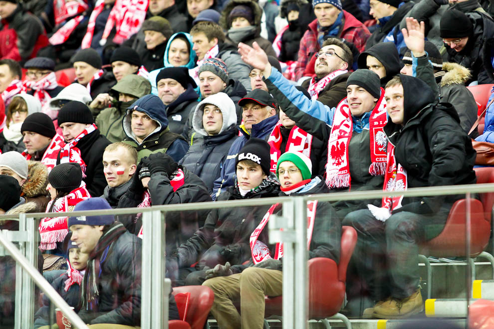 Polska 1-3 Ukraina - fot. Piotr Galas (zdjęcie 64 z 70)