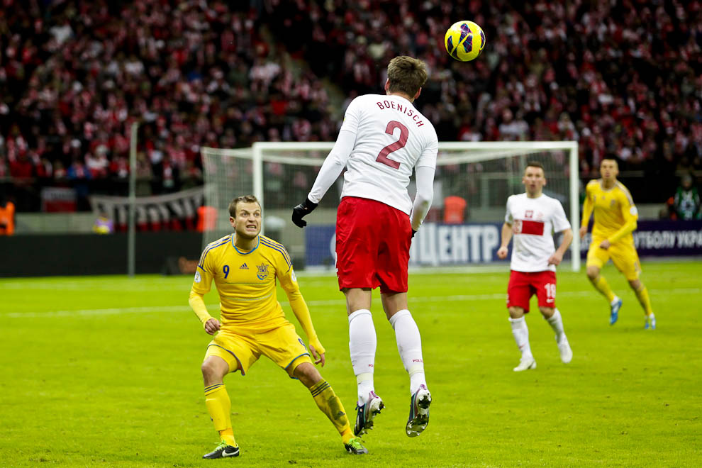 Polska 1-3 Ukraina - fot. Piotr Galas (zdjęcie 65 z 70)