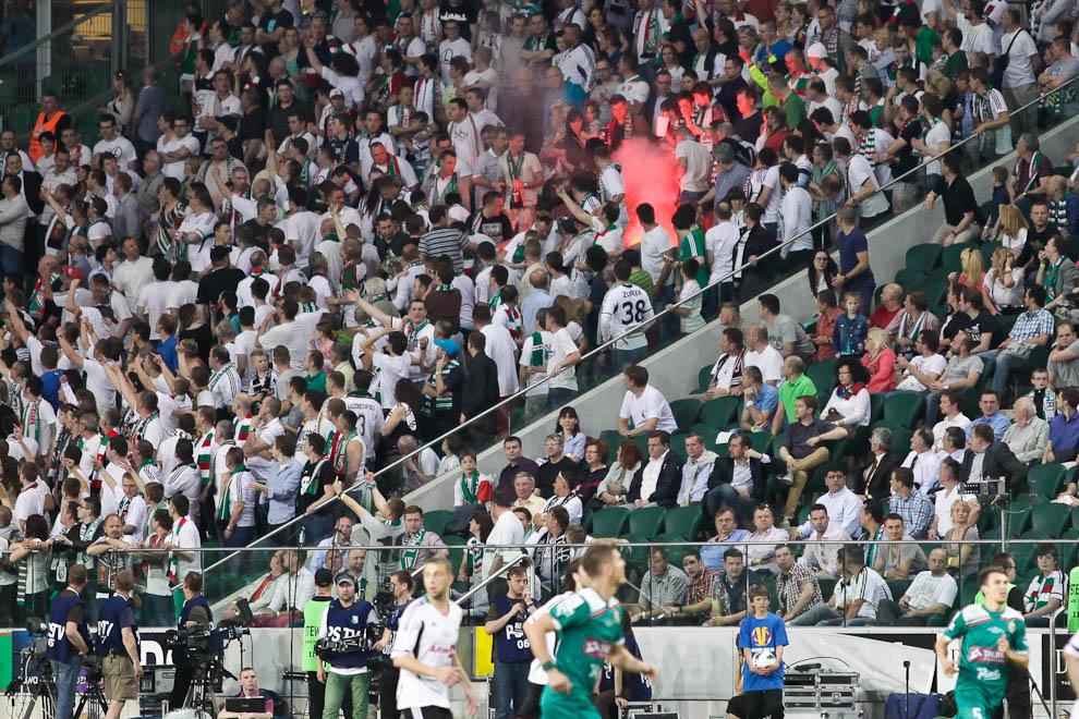 Legia Warszawa 0-1 Śląsk Wrocław - fot. Piotr Galas/Wiadomosci24.pl (zdjęcie 13 z 86)