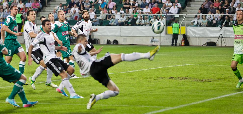 Legia Warszawa 0-1 Śląsk Wrocław - fot. Piotr Galas/Wiadomosci24.pl (zdjęcie 14 z 86)