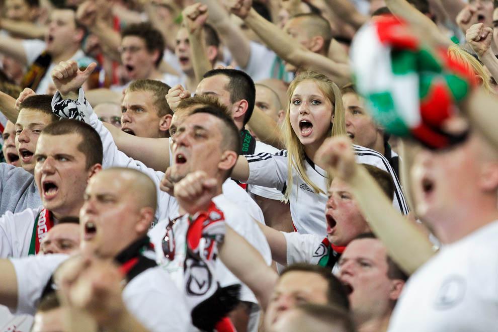 Legia Warszawa 0-1 Śląsk Wrocław - fot. Piotr Galas/Wiadomosci24.pl (zdjęcie 15 z 86)