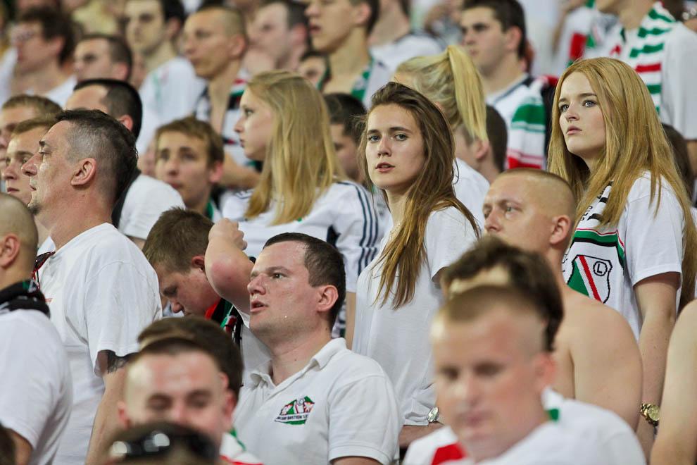 Legia Warszawa 0-1 Śląsk Wrocław - fot. Piotr Galas/Wiadomosci24.pl (zdjęcie 16 z 86)