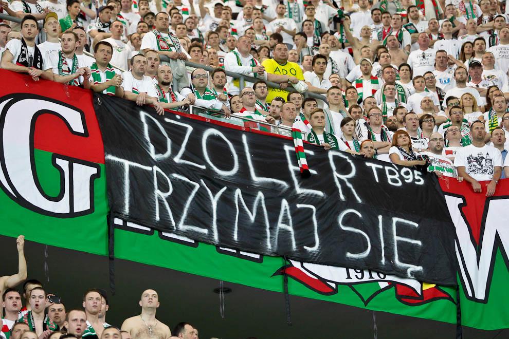 Legia Warszawa 0-1 Śląsk Wrocław - fot. Piotr Galas/Wiadomosci24.pl (zdjęcie 17 z 86)