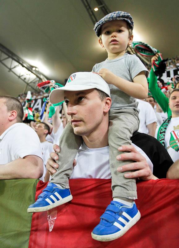 Legia Warszawa 0-1 Śląsk Wrocław - fot. Piotr Galas/Wiadomosci24.pl (zdjęcie 18 z 86)