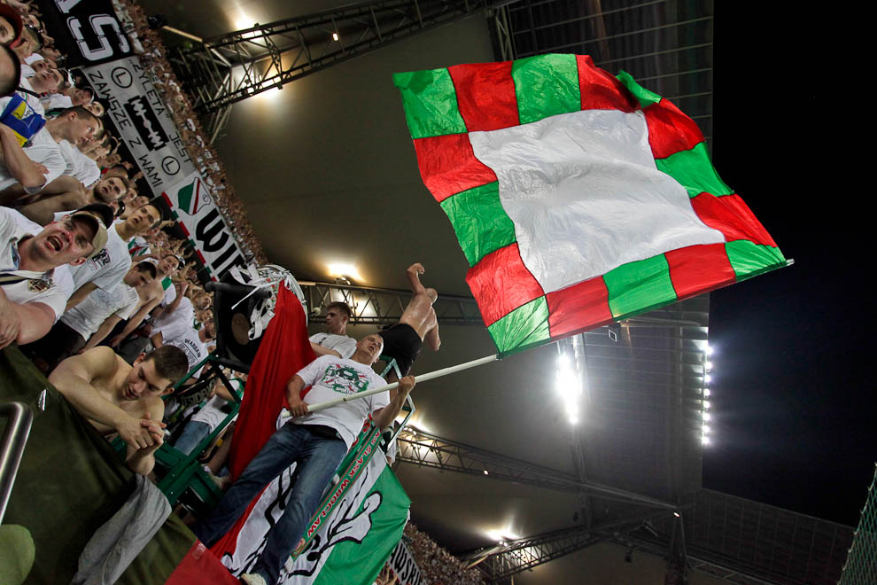 Legia Warszawa 0-1 Śląsk Wrocław - fot. Piotr Galas/Wiadomosci24.pl (zdjęcie 20 z 86)