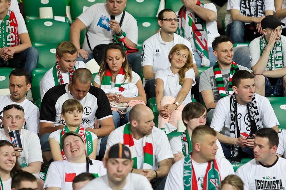 Legia Warszawa 0-1 Śląsk Wrocław - fot. Piotr Galas/Wiadomosci24.pl (zdjęcie 23 z 86)