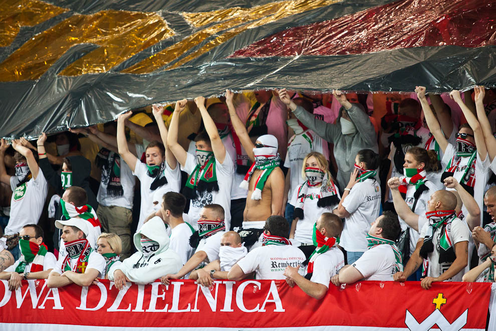Legia Warszawa 0-1 Śląsk Wrocław - fot. Piotr Galas/Wiadomosci24.pl (zdjęcie 27 z 86)
