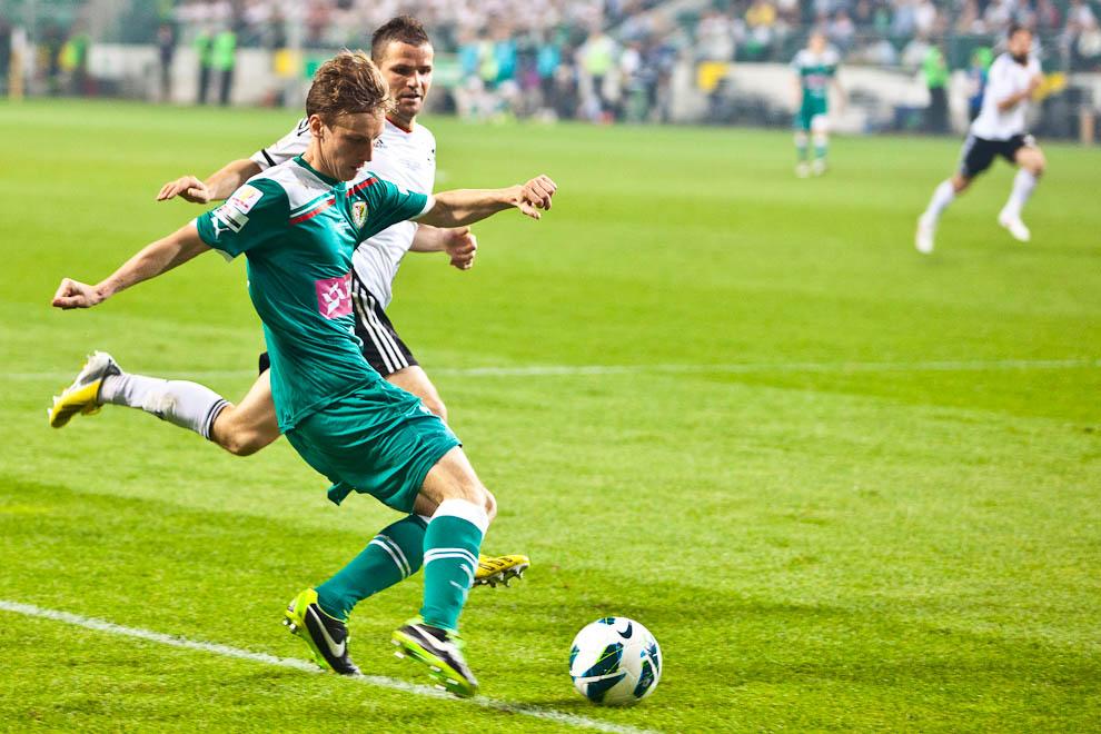 Legia Warszawa 0-1 Śląsk Wrocław - fot. Piotr Galas/Wiadomosci24.pl (zdjęcie 28 z 86)