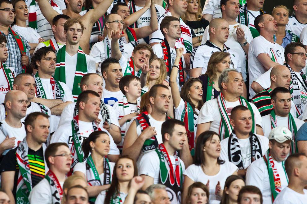 Legia Warszawa 0-1 Śląsk Wrocław - fot. Piotr Galas/Wiadomosci24.pl (zdjęcie 31 z 86)