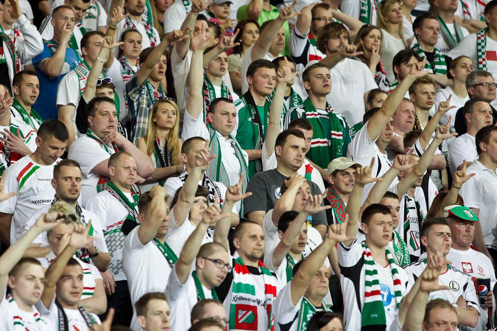 Legia Warszawa 0-1 Śląsk Wrocław - fot. Piotr Galas/Wiadomosci24.pl (zdjęcie 32 z 86)