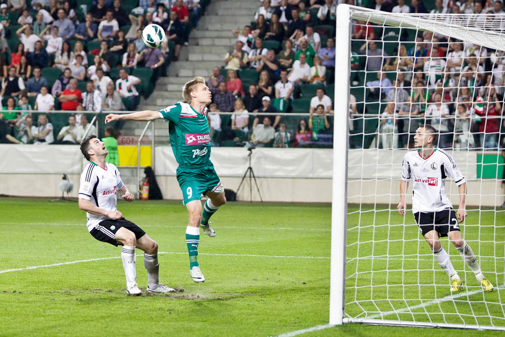 Legia Warszawa 0-1 Śląsk Wrocław - fot. Piotr Galas/Wiadomosci24.pl (zdjęcie 35 z 86)