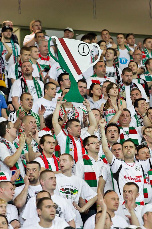 Legia Warszawa 0-1 Śląsk Wrocław - fot. Piotr Galas/Wiadomosci24.pl (zdjęcie 37 z 86)
