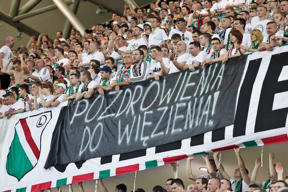 Legia Warszawa 0-1 Śląsk Wrocław - fot. Piotr Galas/Wiadomosci24.pl (zdjęcie 38 z 86)