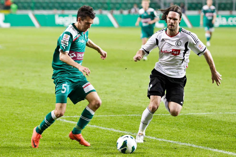 Legia Warszawa 0-1 Śląsk Wrocław - fot. Piotr Galas/Wiadomosci24.pl (zdjęcie 41 z 86)