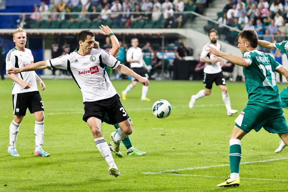 Legia Warszawa 0-1 Śląsk Wrocław - fot. Piotr Galas/Wiadomosci24.pl (zdjęcie 42 z 86)