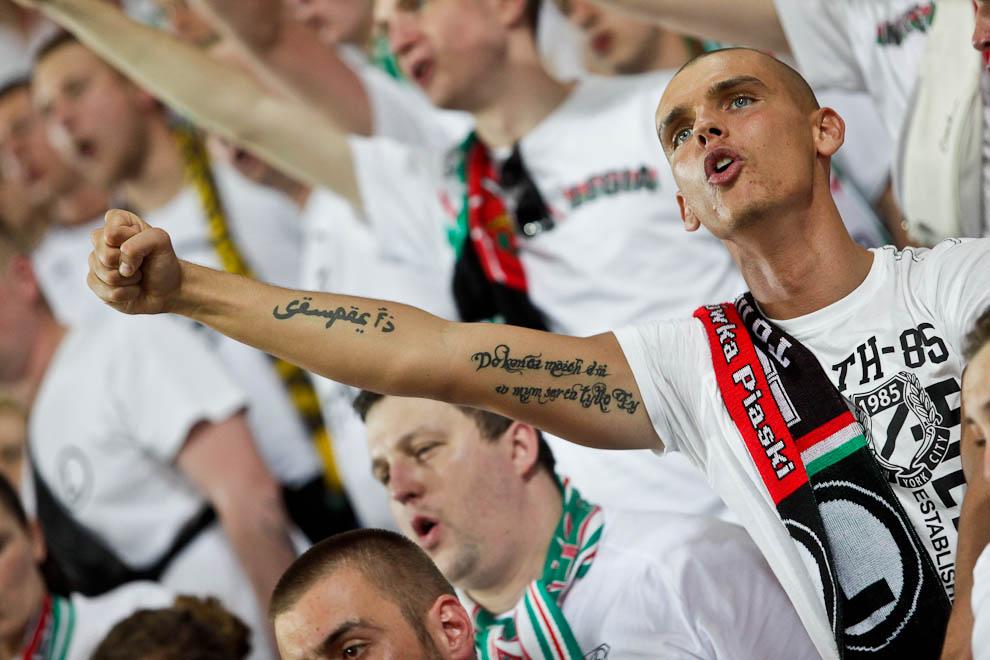 Legia Warszawa 0-1 Śląsk Wrocław - fot. Piotr Galas/Wiadomosci24.pl (zdjęcie 46 z 86)