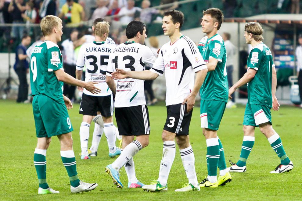 Legia Warszawa 0-1 Śląsk Wrocław - fot. Piotr Galas/Wiadomosci24.pl (zdjęcie 47 z 86)
