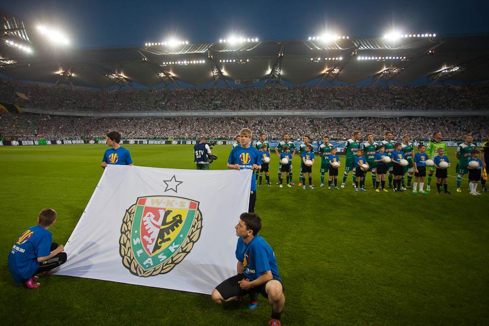 Legia Warszawa 0-1 Śląsk Wrocław - fot. Piotr Galas/Wiadomosci24.pl (zdjęcie 5 z 86)