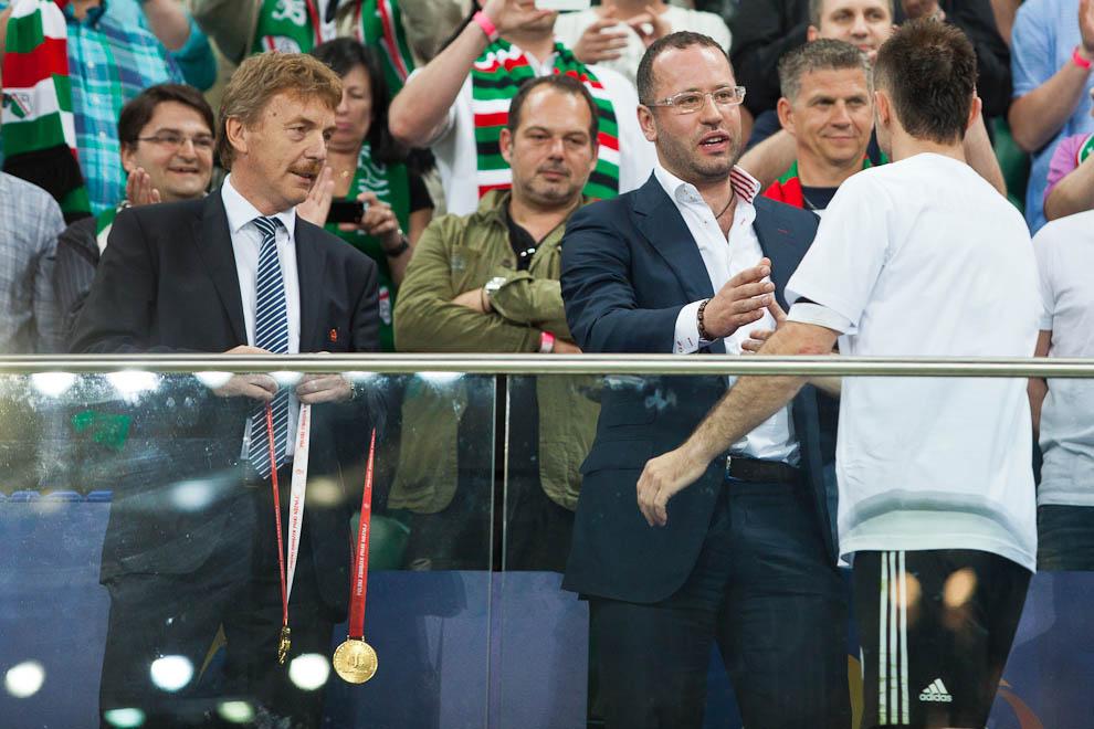 Legia Warszawa 0-1 Śląsk Wrocław - fot. Piotr Galas/Wiadomosci24.pl (zdjęcie 57 z 86)