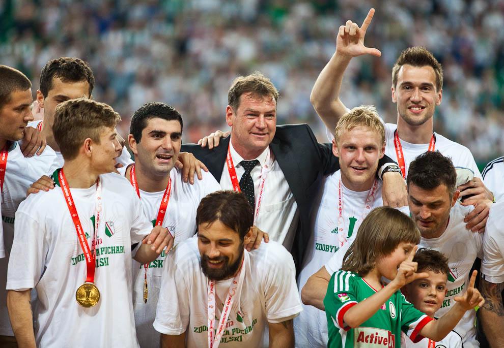 Legia Warszawa 0-1 Śląsk Wrocław - fot. Piotr Galas/Wiadomosci24.pl (zdjęcie 76 z 86)