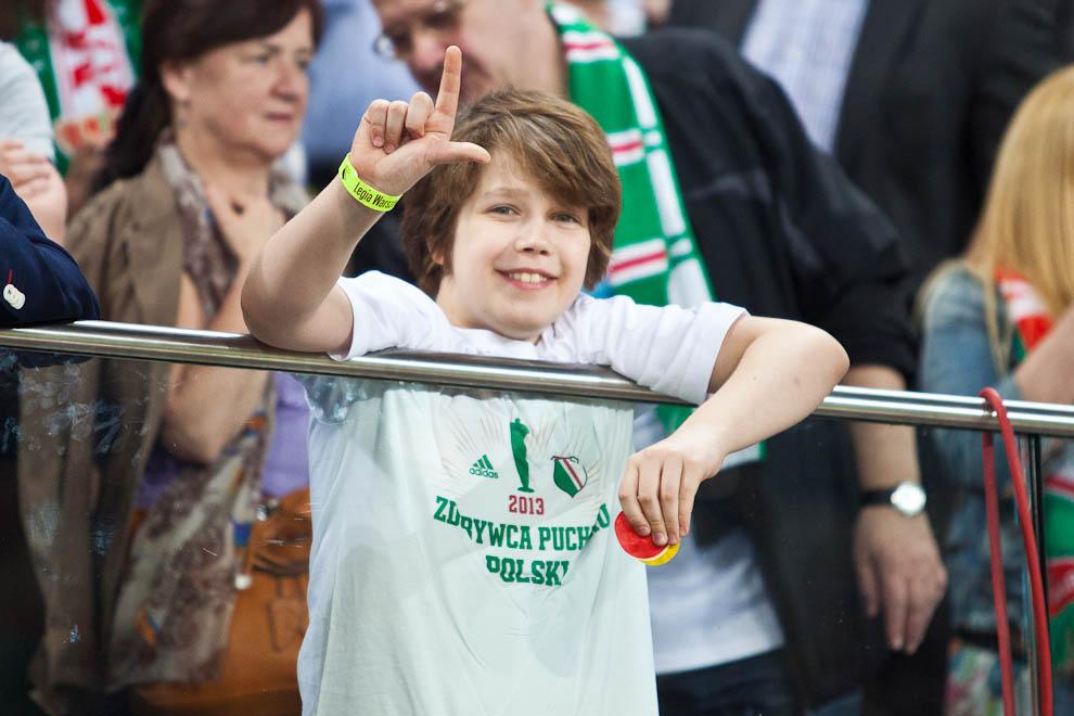 Legia Warszawa 0-1 Śląsk Wrocław - fot. Piotr Galas/Wiadomosci24.pl (zdjęcie 78 z 86)